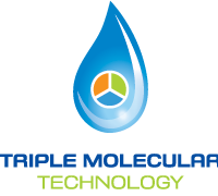 Trojitá molekulární technologie